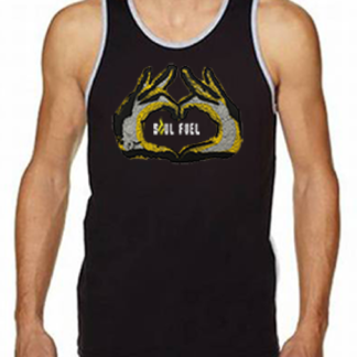 Heart Hands Graphic Tank